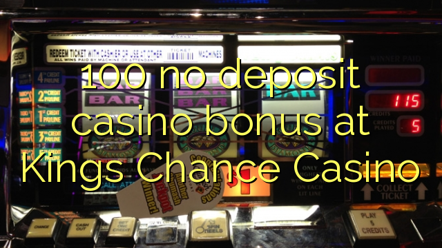 online casino games with no deposit bonus king of casino