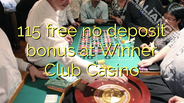 winner casino bonus no deposit