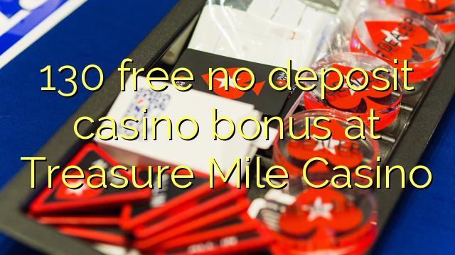 treasure mile casino online