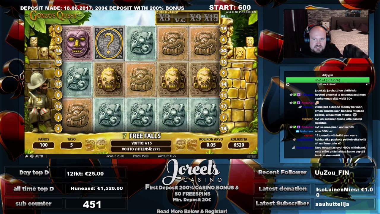 best casino bonuses online quest spiel