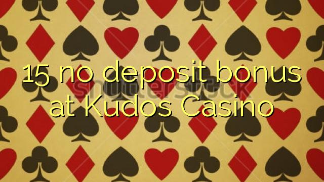 kudos casino no deposit bonus