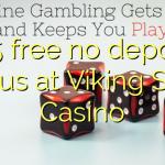 155 free no deposit bonus at Viking Slots Casino