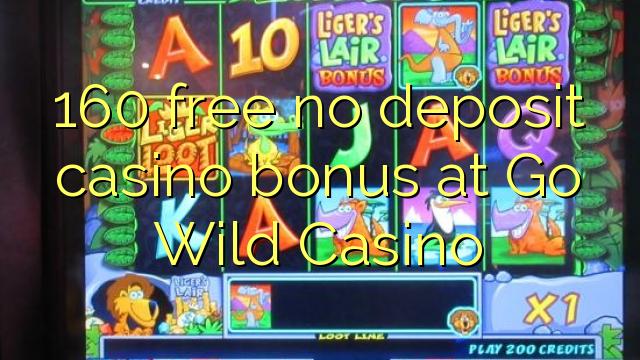 no deposit bonus codes go wild casino