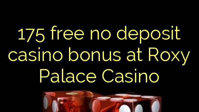 Roxy palace casino free