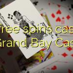 25 free spins casino at Grand Bay Casino