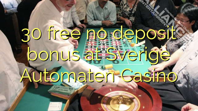 Sverige Automaten Casino Review – Is this A Site to Avoid