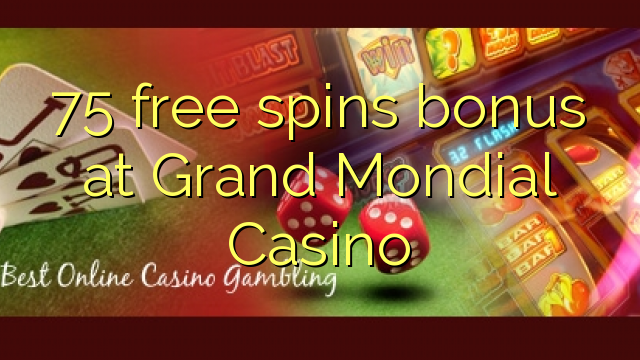 grand mondial casino free 190 spins