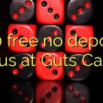 140 free no deposit bonus at Guts Casino