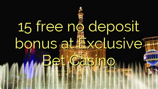 online casino no deposit free bet