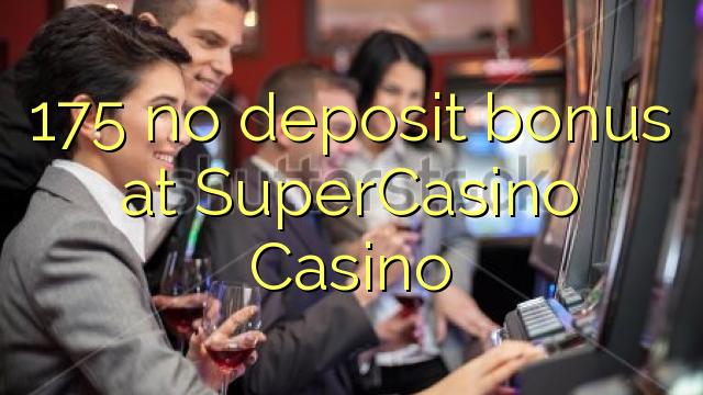 super casino no deposit bonus