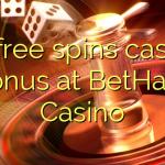 25 free spins casino bonus at BetHard Casino