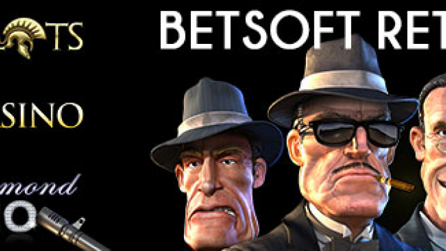 3 new Betsoft Games were also added this week, game descriptions for each are below: