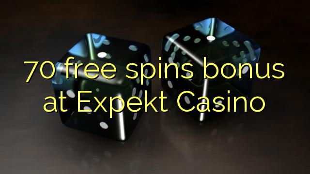 Expekt casino free spins