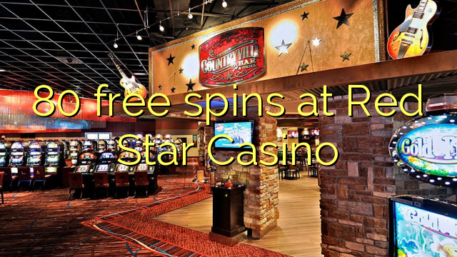 Red star casino free spins