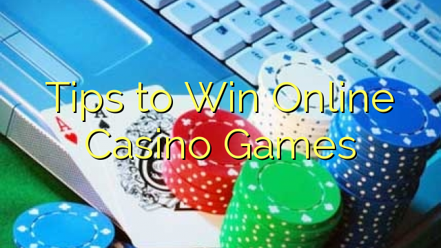 how to win online casino  online casinos