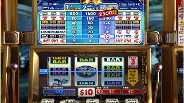 Double gold free online slot
