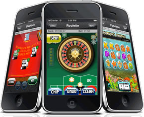 On-line sites de casino móvel iPhone
