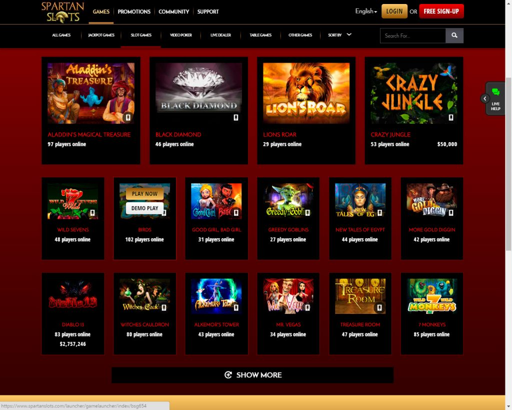 usa online casino ratings and reviews