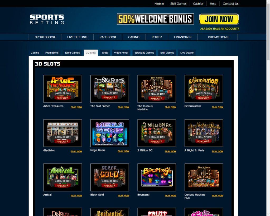 onlayn kazinolarda bonus turlari