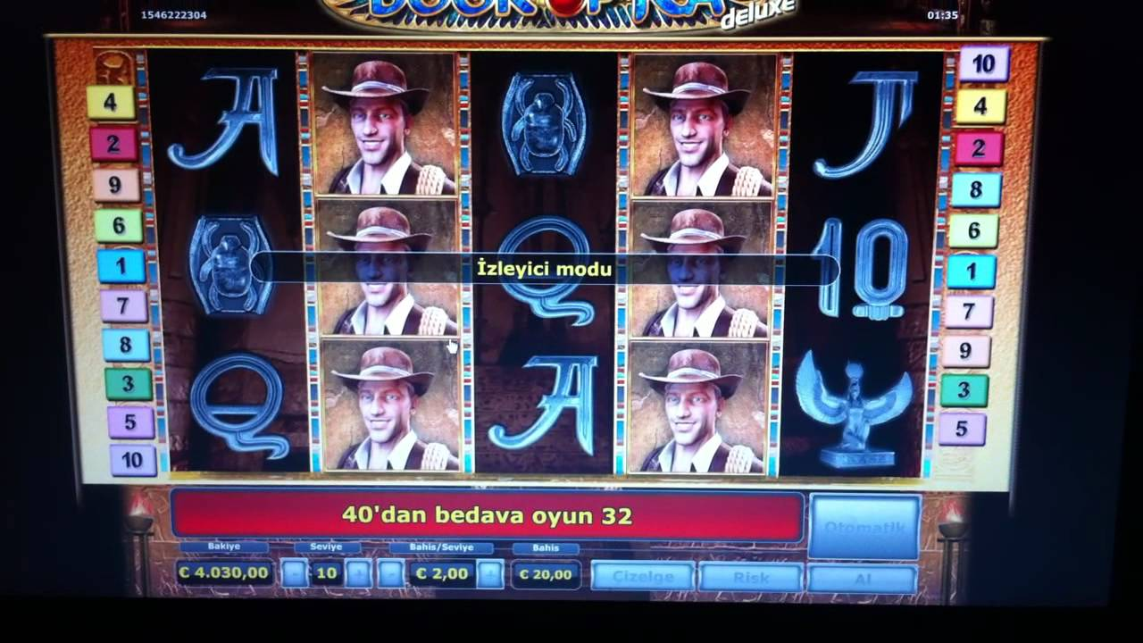 video slots online casino www book of ra