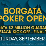 Borgata Poker Open 2016: $2 Million Guaranteed Kick-off Event Final Table