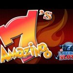 Liberty Slots Casino Bonus for New Amazing 7s Slot Game