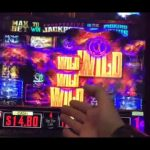 BIG WIN!!! LIVE PLAY on Cabinet of Curiosities Slot Machine – Bonus or Bankrupt?!?