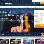 DeckMedia casino affiliate program – the best for USA online casino traffic.