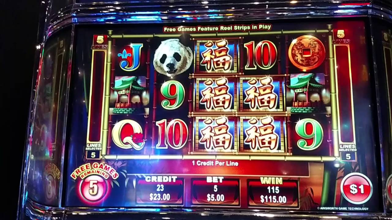 Panda King Slot Machine Online ᐈ Ainsworth™ Casino Slots