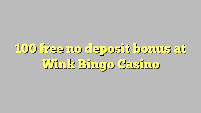 online casino no deposit required