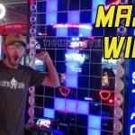 MAJOR JACKPOTS & MEGA FUN @ Dave & Busters | Arcade Game Jackpot Tickets Win | Battle Arcade