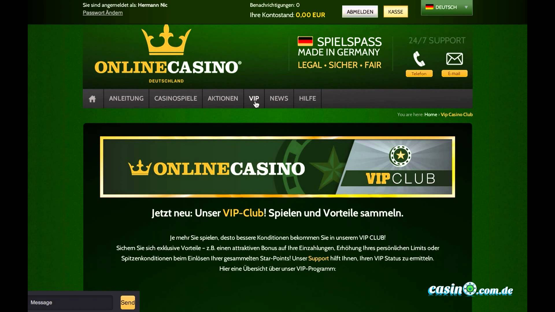 online casino games with no deposit bonus www sizling hot
