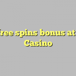 155 free spins bonus at Aha  Casino