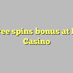 160 free spins bonus at BetAt Casino