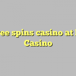 170 free spins casino at HERE Casino