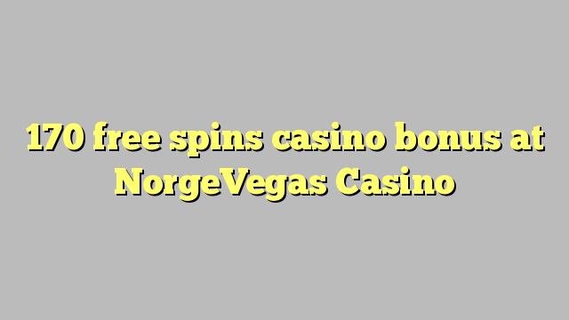 170 bepul NorgeVegas Casino kazino bonus Spin