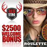 Catch the winning spirit! That's the motto at Red Stag Casino, the casino where legends are born and winners are glorified.