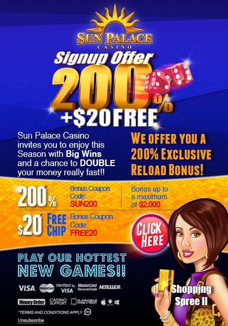 start online casino free