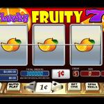 Lucky Fruity slot