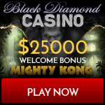 Black Diamond Casino was the first Top Game casino to be launched by the Deckmedia group in 2008.