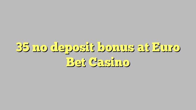 no deposit bonus casino europe