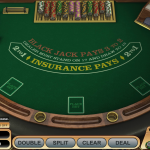 Single Deck Blackjack slot