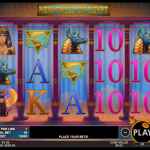 New tales of Egypt – video slot