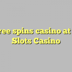 60 free spins casino at Red Slots Casino