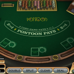 Pontoon slot