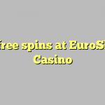 75 free spins at EuroSlots Casino