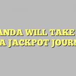 AMANDA WILL TAKE YOU ON A JACKPOT JOURNEY