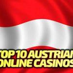 Top 10 Austrian Casino Sites