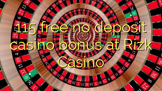 Casino bonus no deposit december 2018