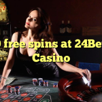 120 free spins at 24Bettle Casino